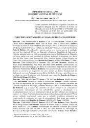 Súmula nº 1 dezembro de 2006 - Associação Brasileira das ...