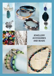 JEWELLERY ACCESSORIES AND BEADS