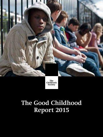 TheGoodChildhoodReport2015