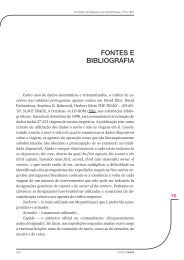 fontes e bibliografia - Centro de Estudos Africanos da Universidade ...