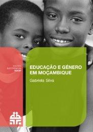 Educação e género em moçambique