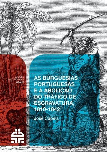 DO TRÁFICO DE ESCRAVATURA 1810-1842