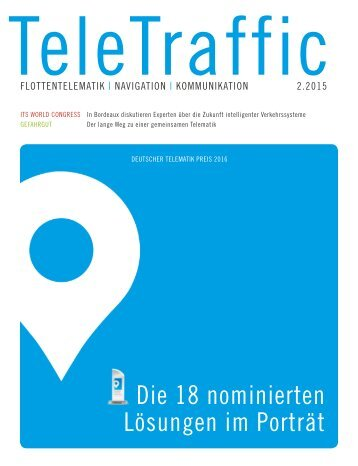 TeleTraffic Ausgabe 2/2015