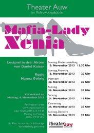 Mafia-Lady