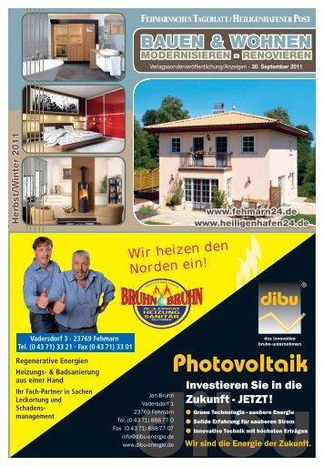Photovoltaik - Fehmarn