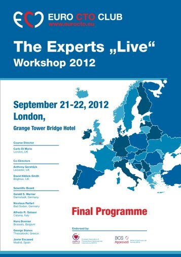 "The Experts ""Live"""