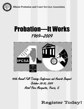Probation—It Works 1969—2009