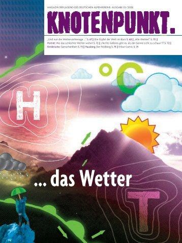 Wetter! - JDAV