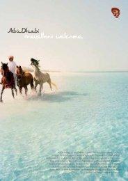 Zehn Dinge, die Sie über Abu Dhabi wissen sollten - JT Touristik