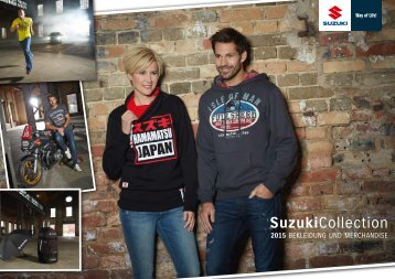 Suzuki Collection 2015