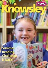 Summer Reading Challenge is back!