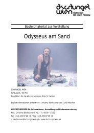 Begleitmaterial Odysseus am Sand - Dschungel Wien