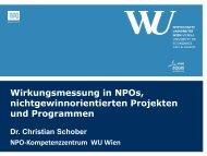 Präsentation Christian Schober - Controller-Forum