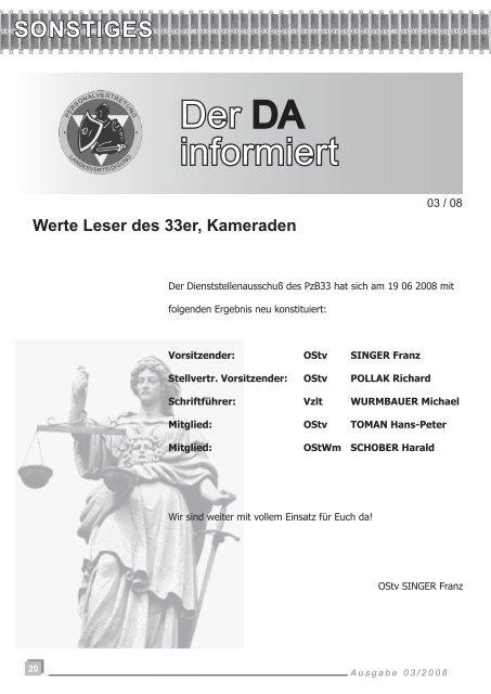 EDITORIAL - Österreichs Bundesheer