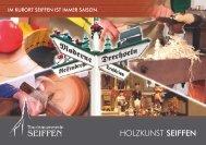 Handwerkerbroschüre 2012-2013 im Format PDF * 3,87 - Seiffen