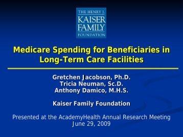 Long-Term Care Facilities