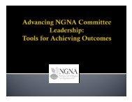 f - National Gerontological Nursing Association