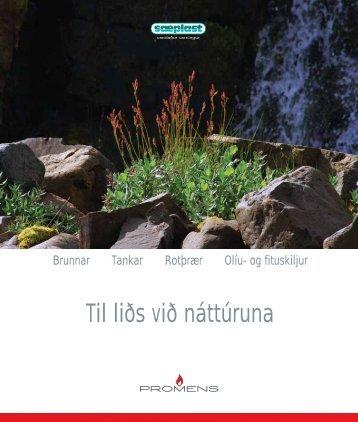 Til liðs við náttúruna