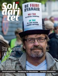 Solidaritet #3, august 2015