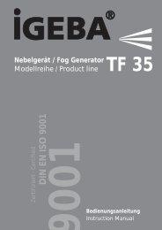 DIN EN ISO 9001 - Bleeding Art Industries
