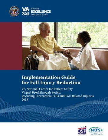 Implementation Guide for Fall Injury Reduction