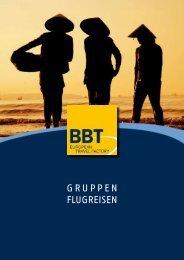 GRUPPEN FLUGREISEN - BBT