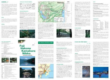 Flyer-Hakone - Japan National Tourist Organization