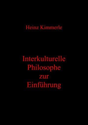 Interkulturelle Philosophe zur Einführung - Lalegion-pictures.com