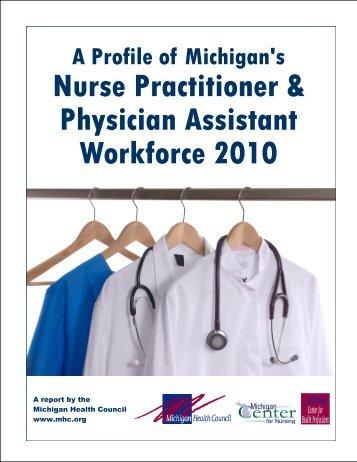 Nurse Practitioner & Physician Assistant Workforce 2010
