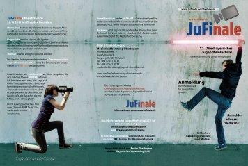 Anmeldung - JFF