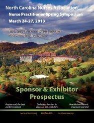 Sponsor & Exhibitor Prospectus Sponsor & Exhibitor Prospectus