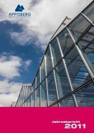 PDF - Jahresbericht 2011 - Appisberg