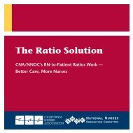 The Ratio Solution
