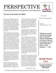 2008-2-HW (PDF) - Health Watch USA