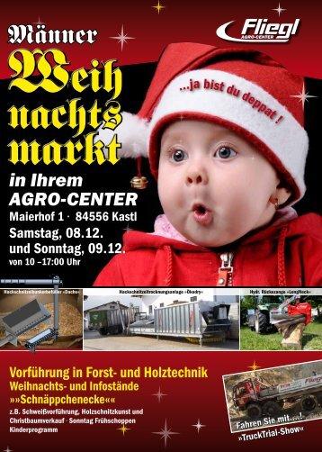 Hackschnitzel- Bunkerbefüller »Dachs - Fliegl Agro-Center