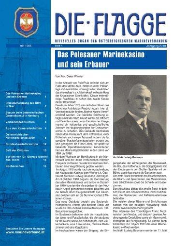 Unsere Toten - Österreichischer Marineverband