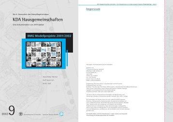 KDA Hausgemeinschaften - Kuratorium Deutsche Altershilfe