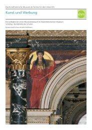 Kunst und Werbung - Kunsthistorisches Museum Wien
