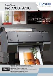 Epson 9700 - TechNova Imaging Systems