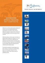 SAFMARINE AFRICA REGION