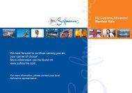 EU Customs Advanced Manifest Rule Summary - Safmarine