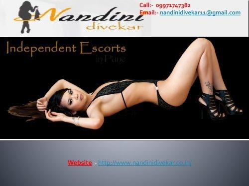 World class model girl by Nandinidivekar.com Pune escorts