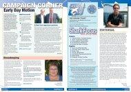 CAMPAIGN CORNER - The Shark Trust