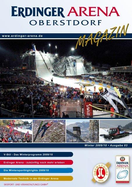 Ausgabe Nr. 3 - Erdinger-arena.net