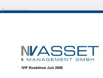 IVIF Roadshow Juni 2008