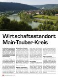 Wirtschaftsregion Tauber-Franken | wirtschaftinform.de 09.2015 - Seite 4