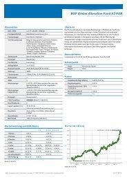 BGF Global Allocation Fund A2 EUR