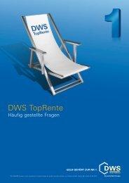 DWS TopRente