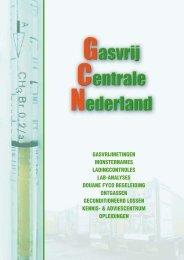 GCN brochure 2009 - Gasvrij Centrale Nederland