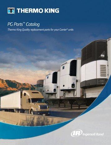 PG Parts Catalog